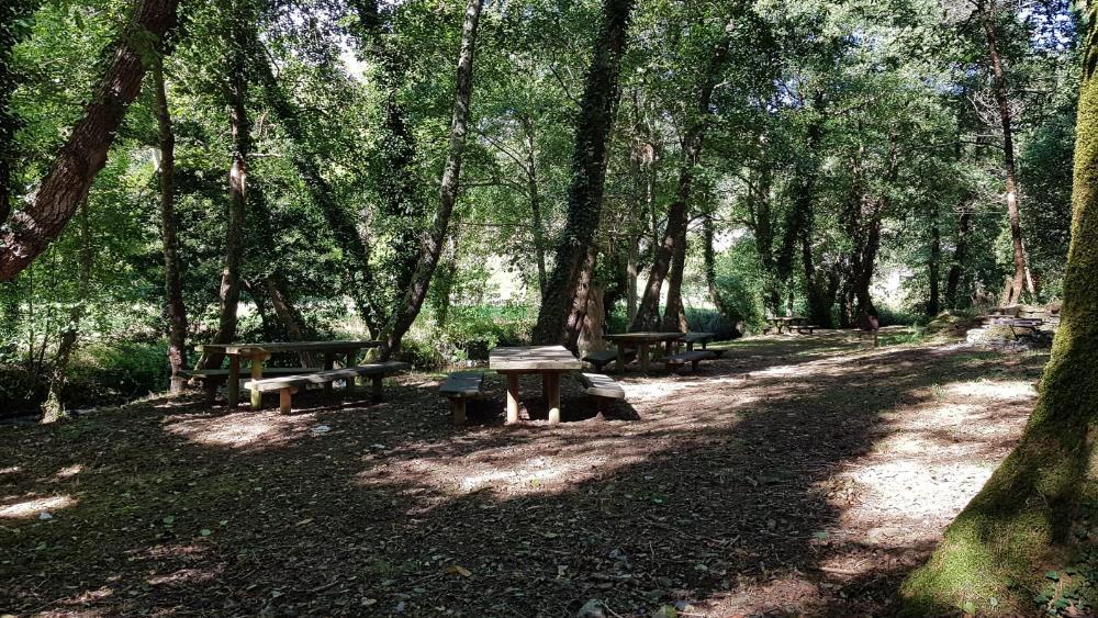 Area Recreativa de Vega de Zarza